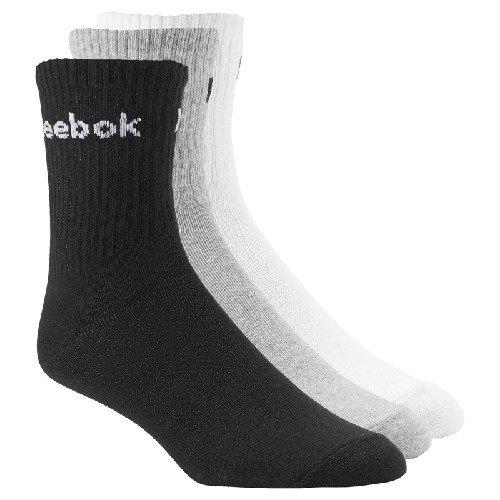 reebok roy crew sock 3x2