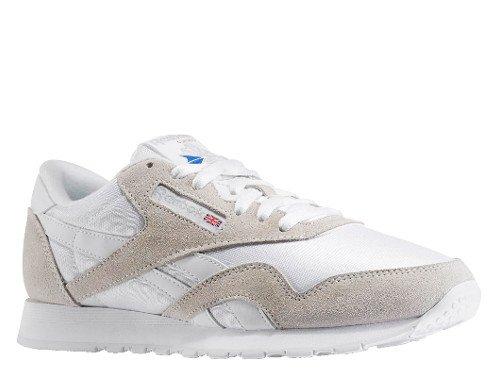 """buty reebok classic nylon og """"white"""" (6390)"""