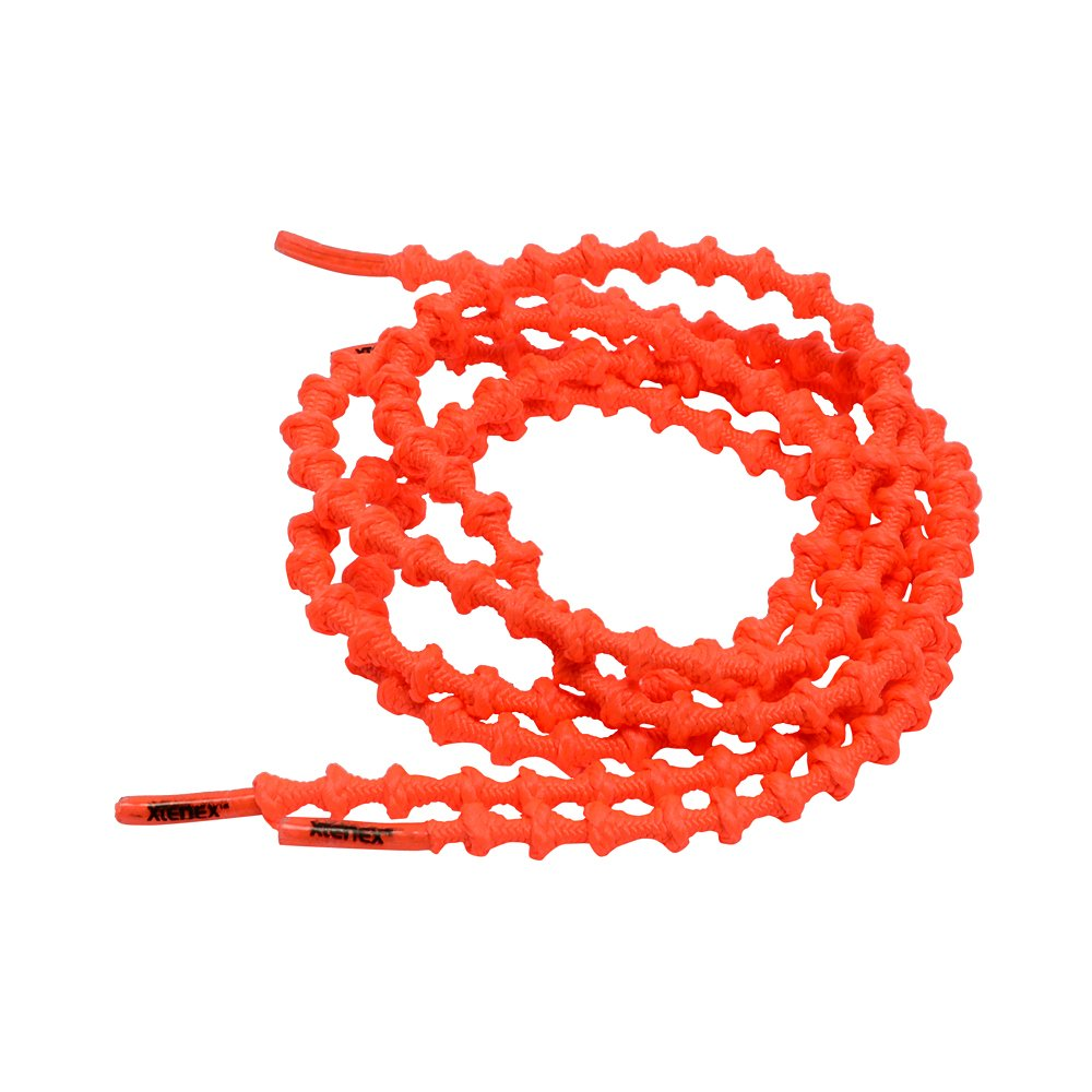 xtenex sznurowadła pomarańczowe