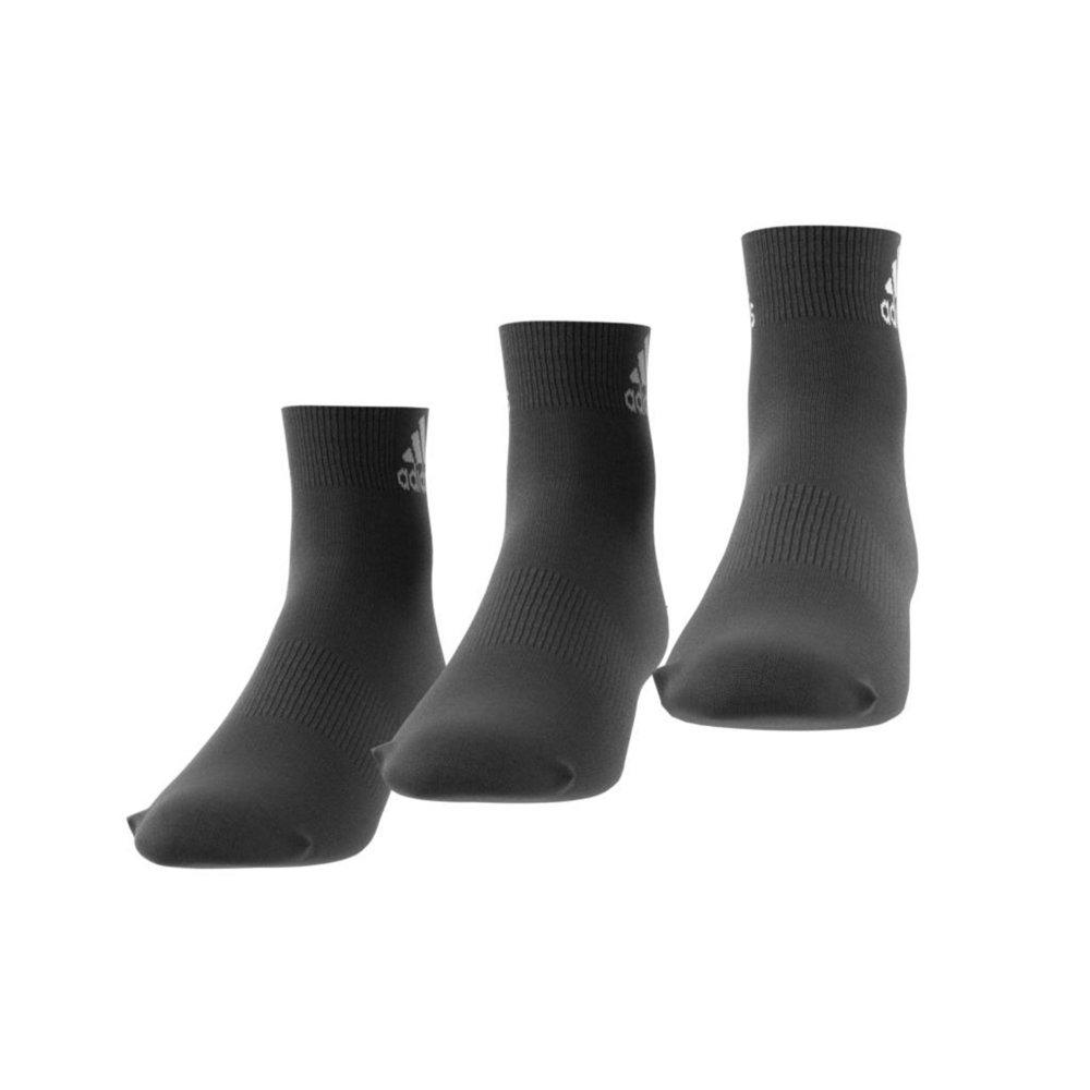 adidas performance thin ankle socks 3 pairs