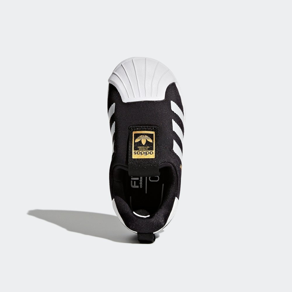 adidas superstar 360 i czarno-białe