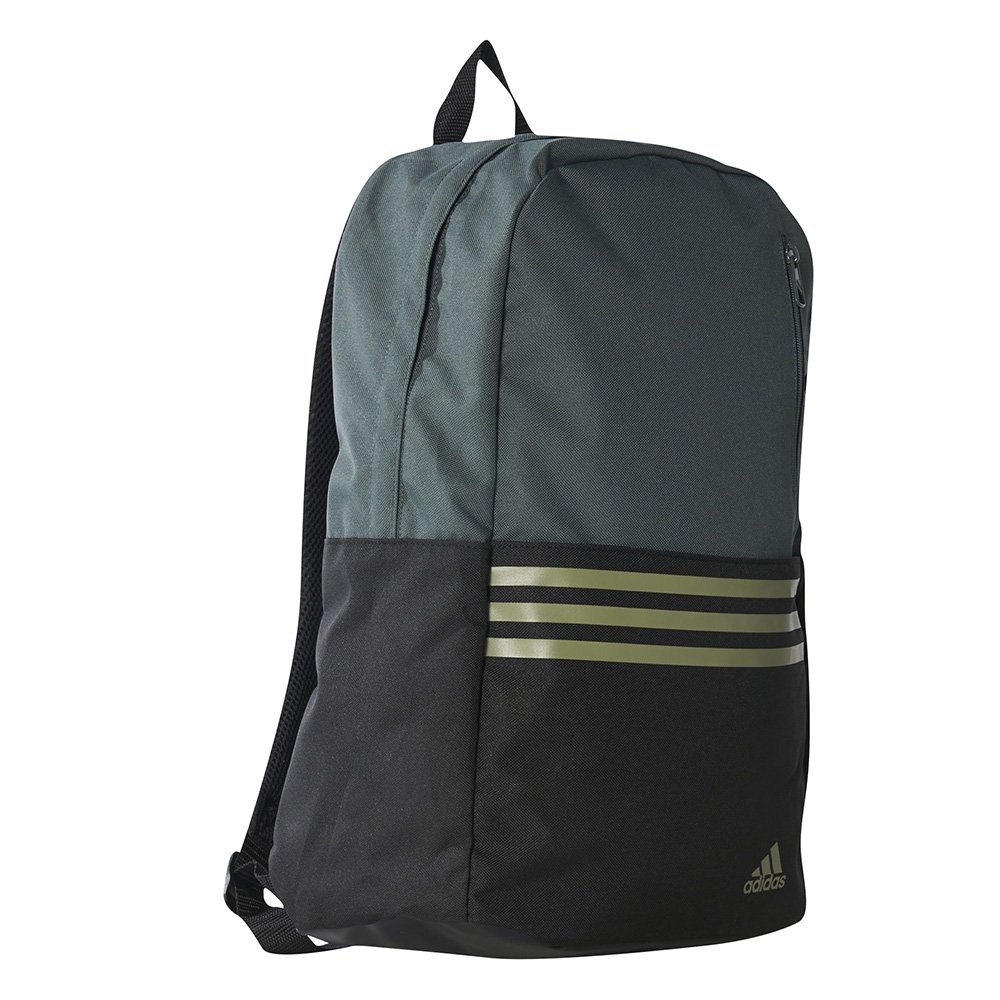 adidas versatile backpack 3-stripes green