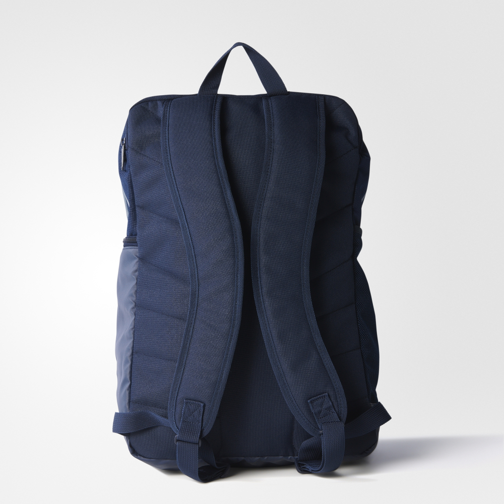 adidas 3-stripes backpack navy