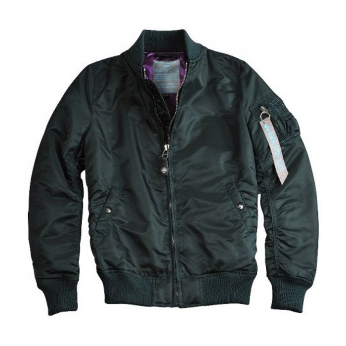 alpha industries ma-1 vf 59 (133009-353-dark-petr)