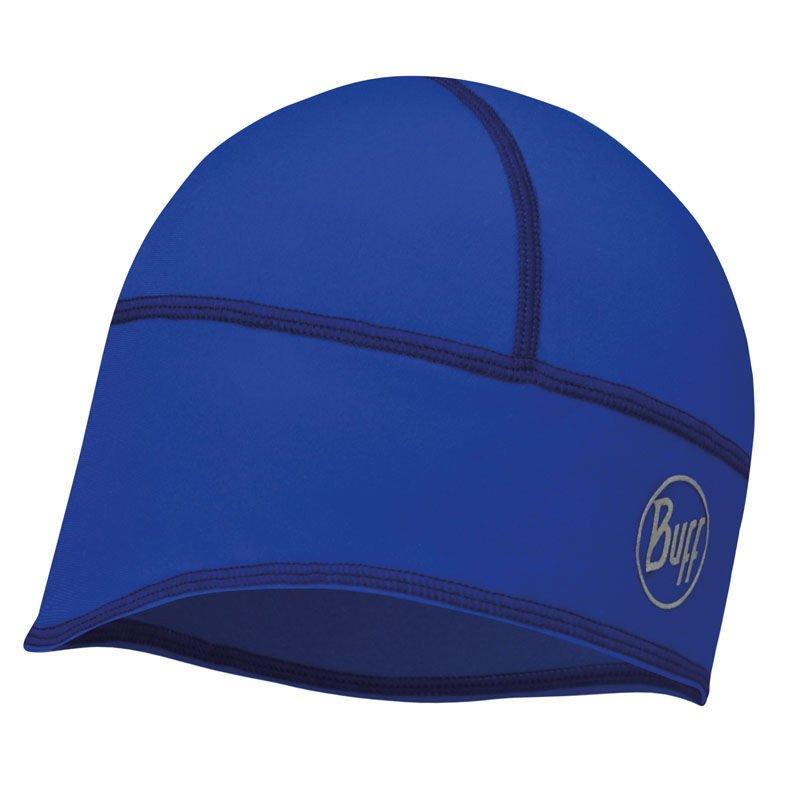 czapka do biegania buff bh tech fleece royal blue
