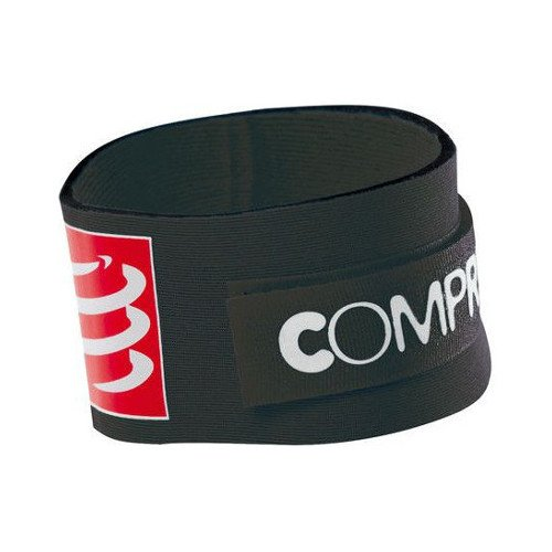 compressport timing chip strap czarna