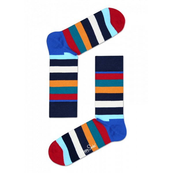 skarpety happy socks stripes (sa01-605)