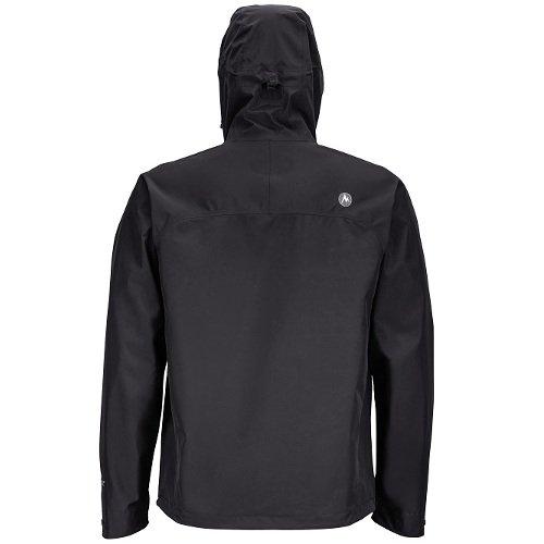 marmot minimalist jacket black