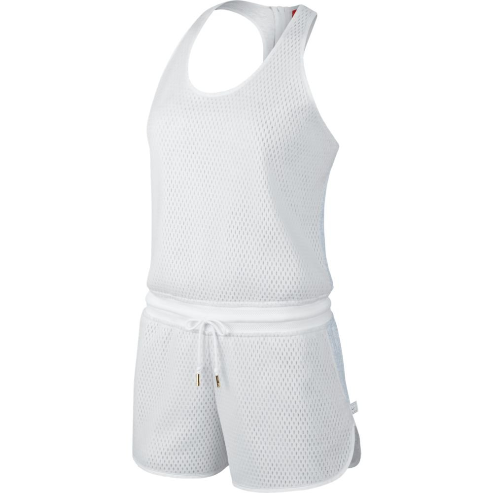 kombinezon nike court romper women (744405-100)
