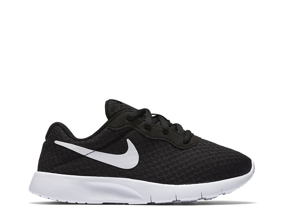 Nike Tanjun czarno białe | 812654 011 butydlamalucha.pl