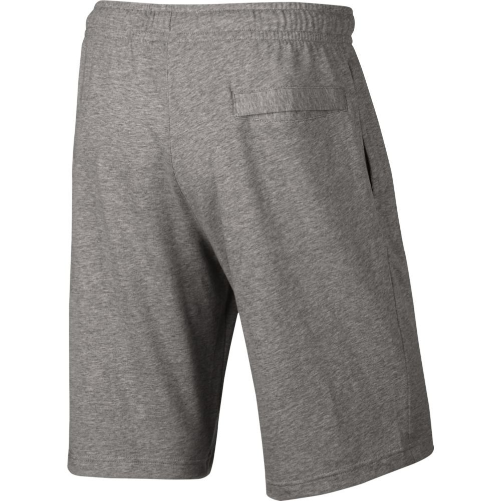 nike sportswear shorts grey