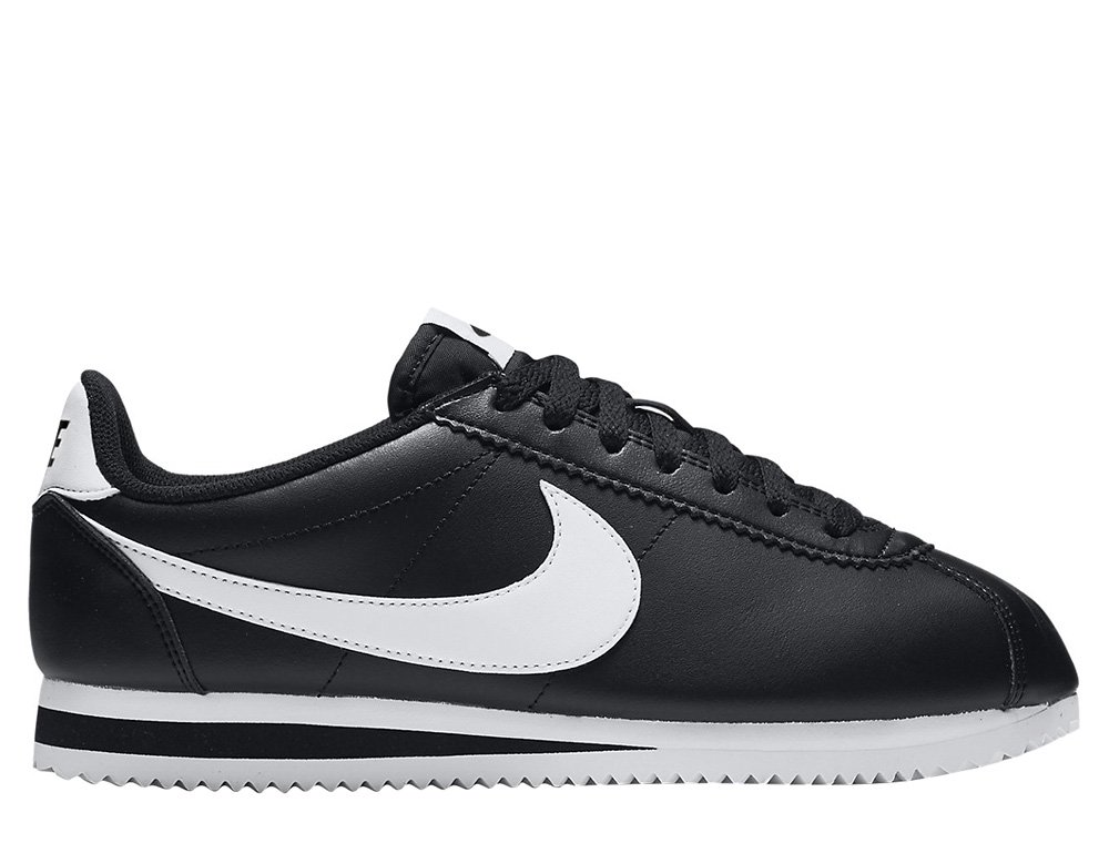 "buty nike wmns classic cortez leather ""black"" (807471-010)"