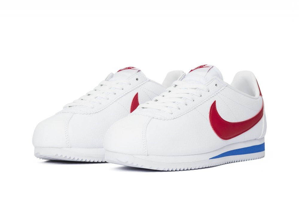 """nike classic cortez leather """"forrest gump"""" (749571-154)"""
