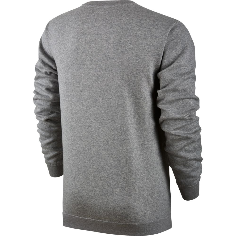 nike sportswear crew fleece club (804340-063)