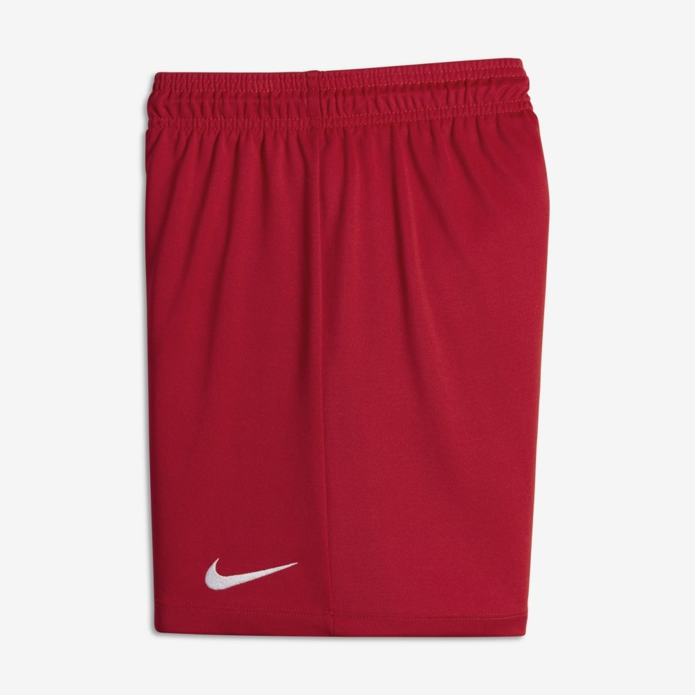 nike park ii knit junior red