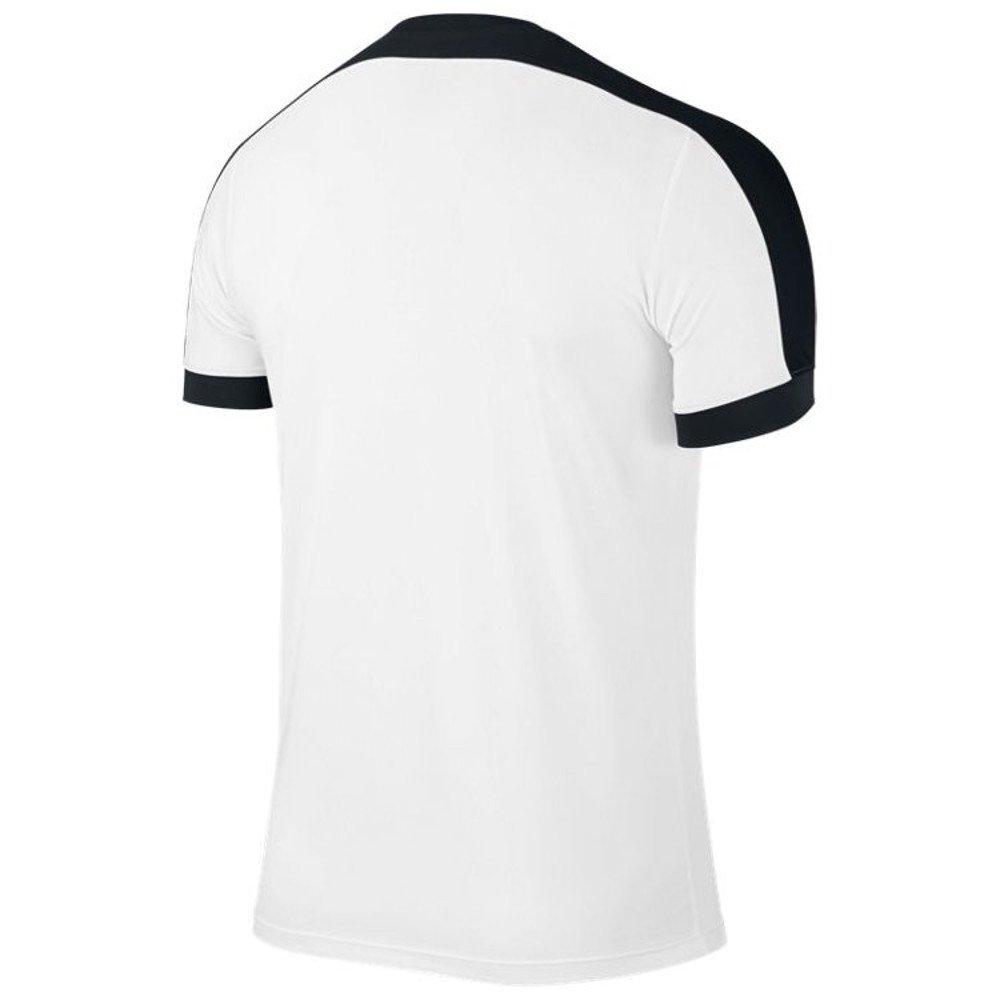 nike striker iv junior biało-czarna