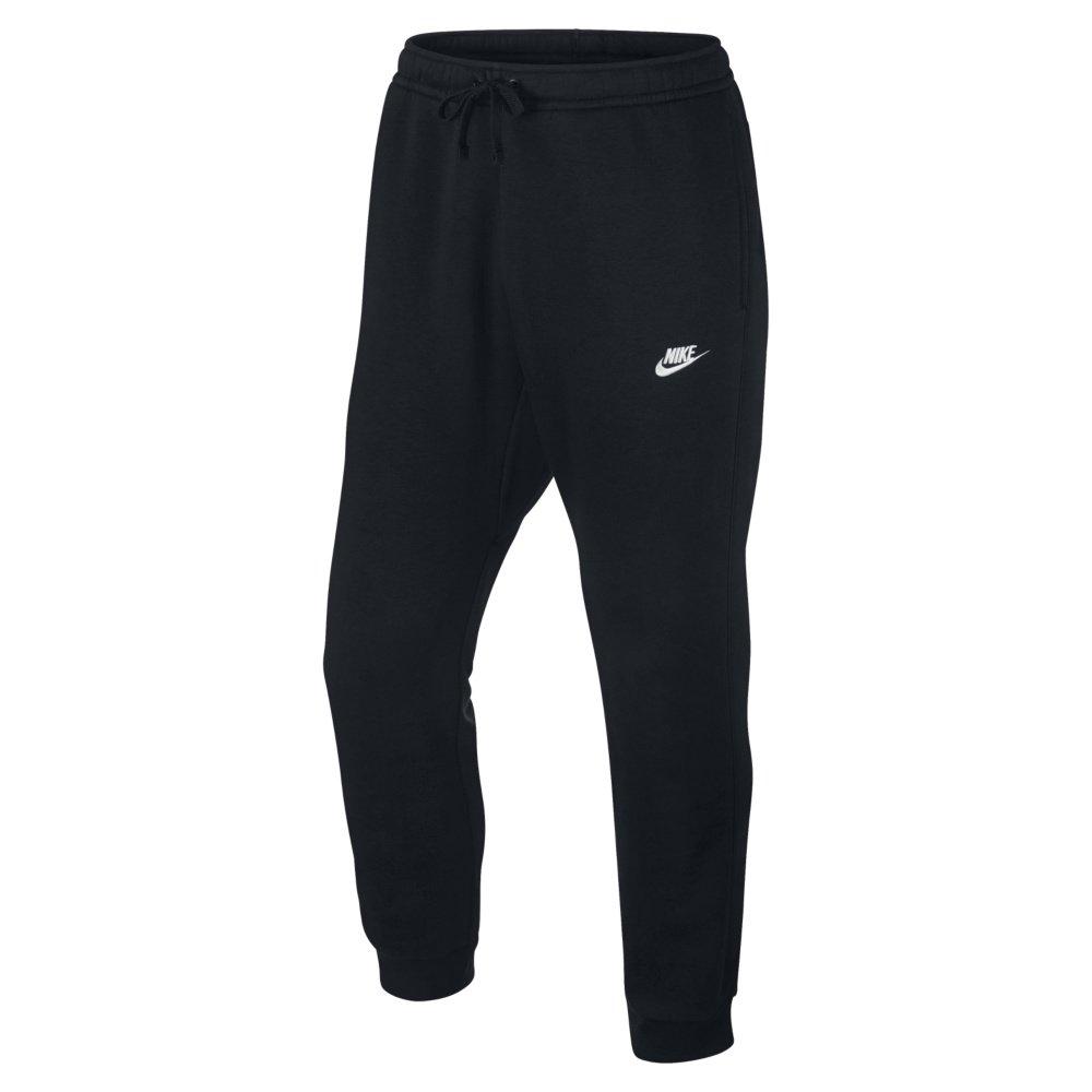 nike sportswear jogger club fleece black