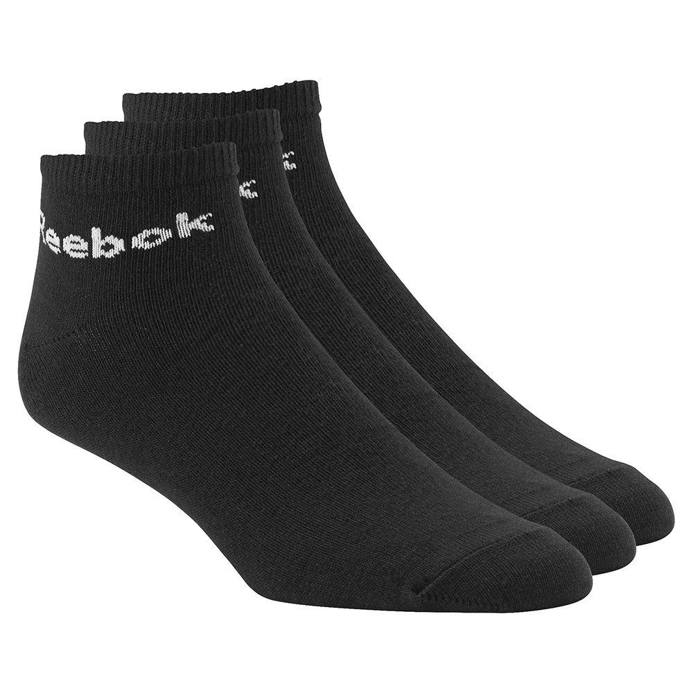 reebok roy u ankle sock 3p (ab5274)