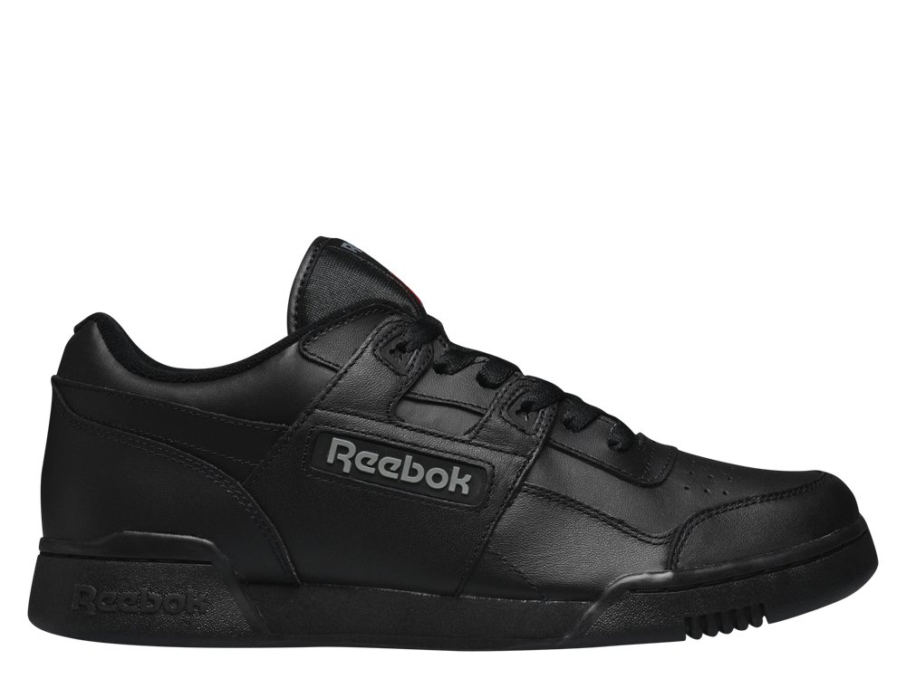 reebok classic workout plus black