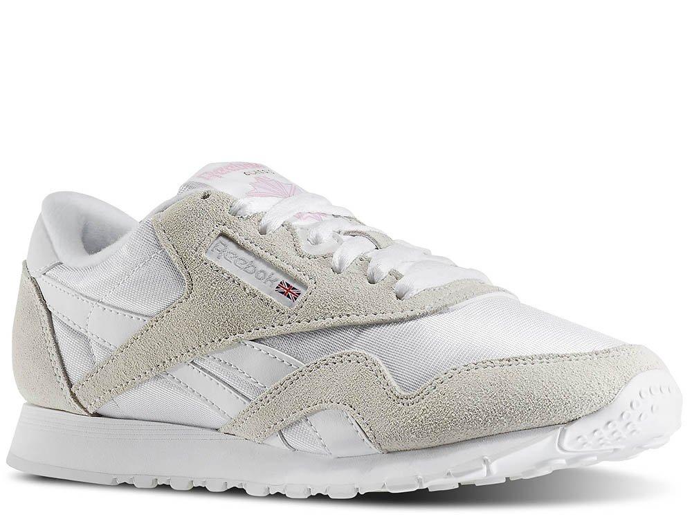 """buty reebok classic nylon og """"white"""" (6394)"""