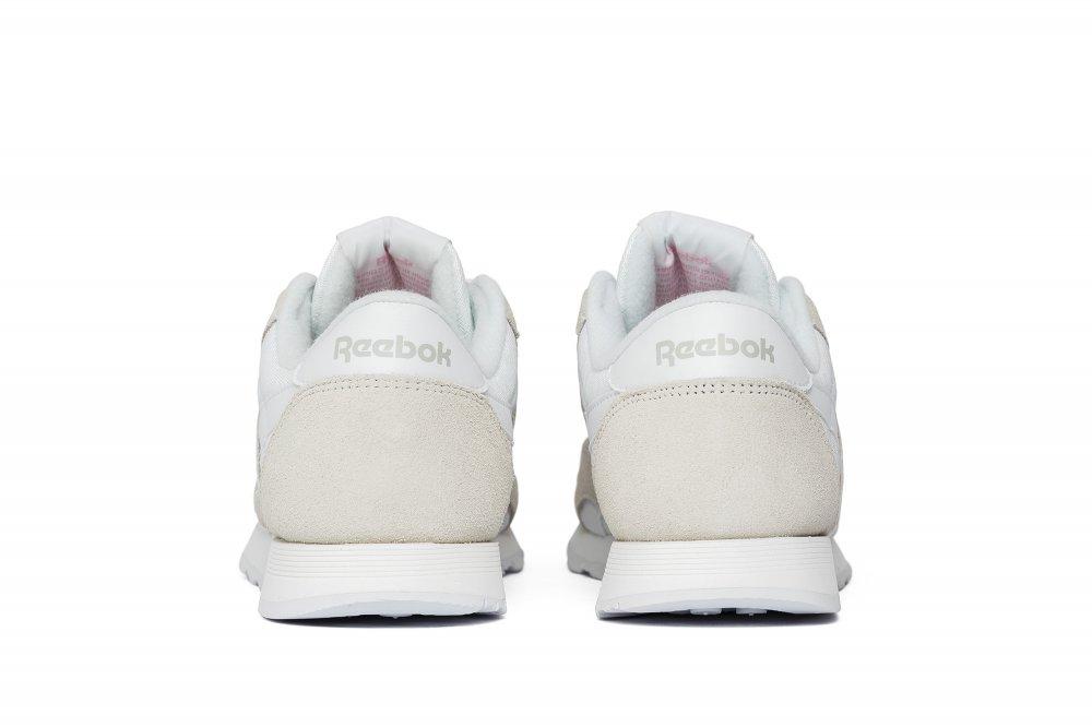 """reebok classic nylon og """"white"""" (6394)"""