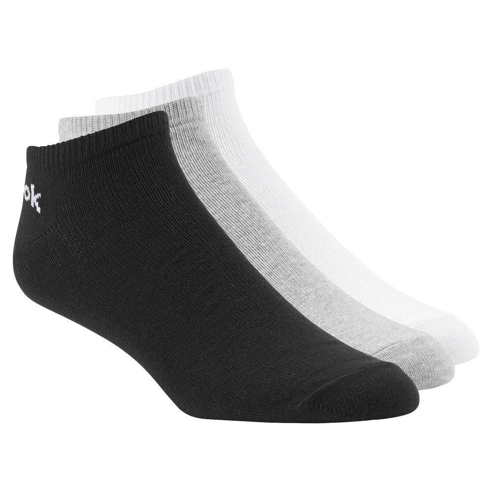 reebok no show sock 3pack (ab5278)