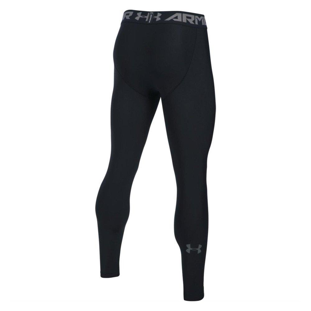 under armour heatgear® armour compression leggings black