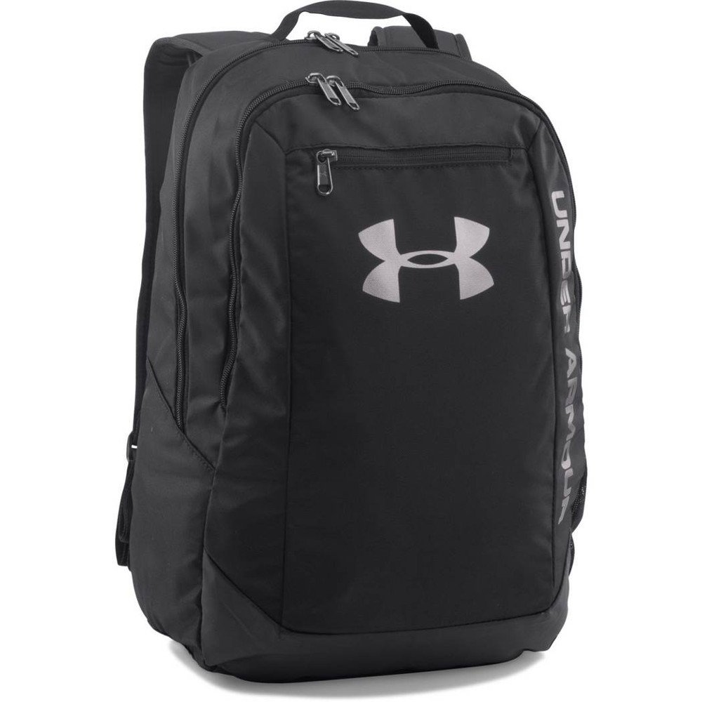 under armour hustle backpack (1273274-001)