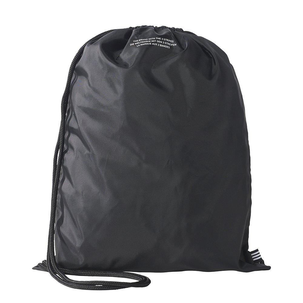 adidas gymsack trefoil czarno-biały