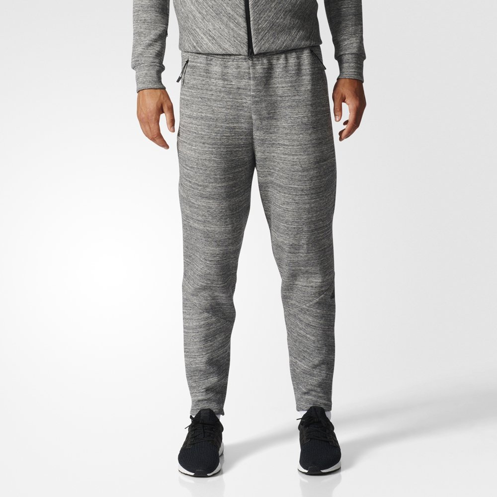 adidas z.n.e. road trip pants grey
