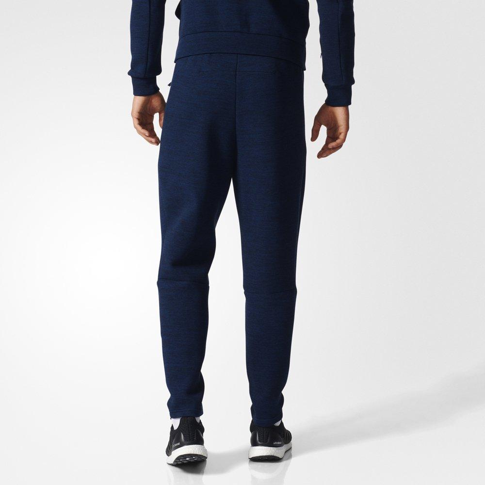 adidas z.n.e. travel pants blue