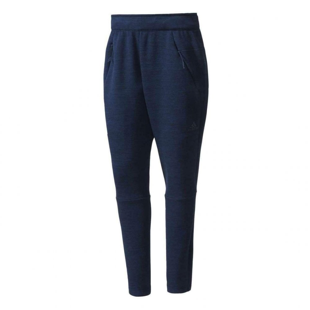 adidas Z.N.E. Travel Pants Heather Navy