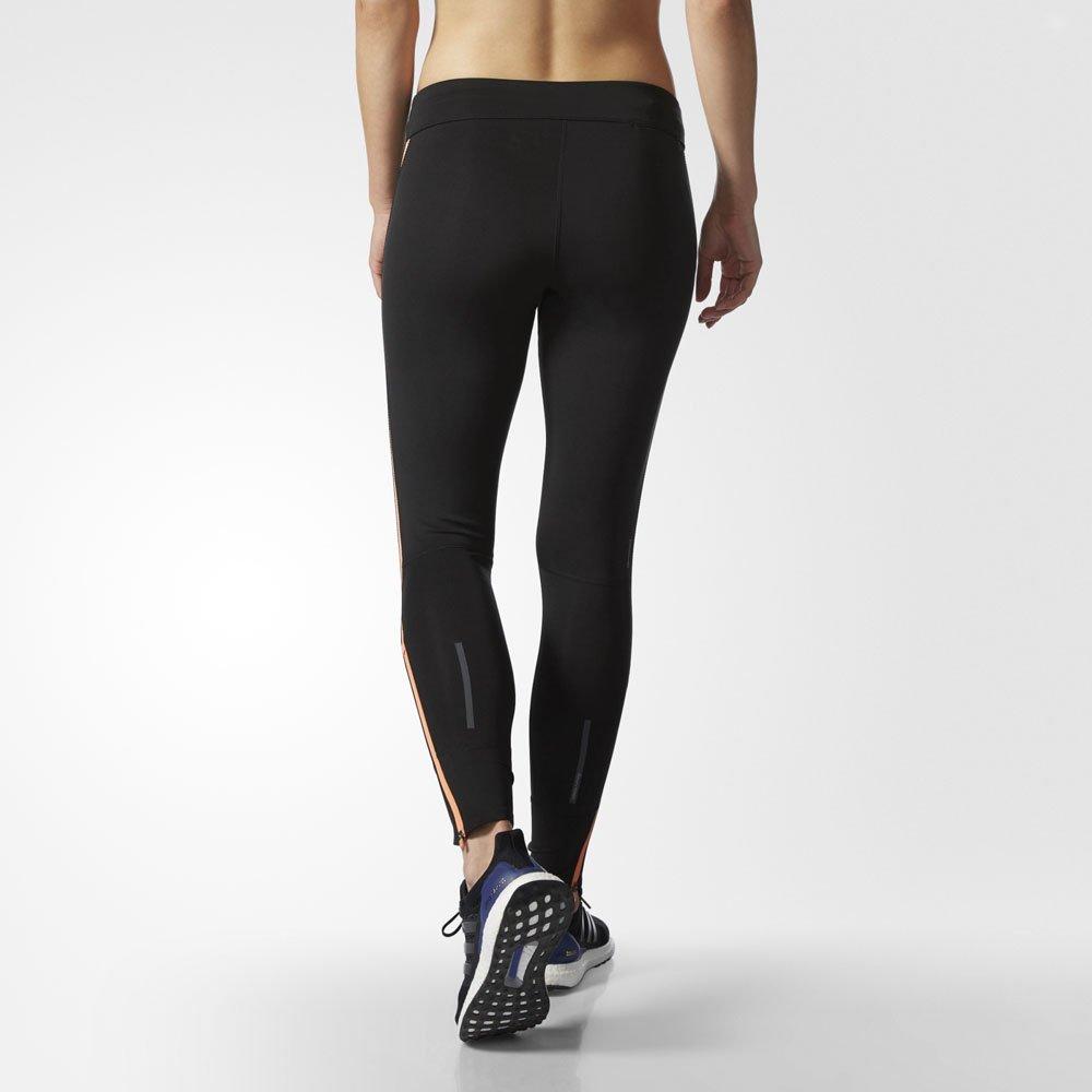 adidas response long tights w czarne