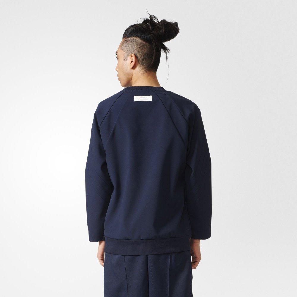 bluza adidas crew sweatshirt (bk2211)