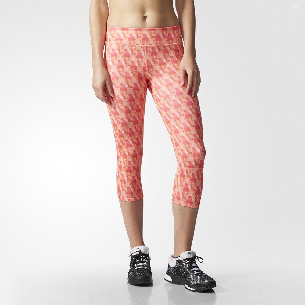 adidas supernova tights w różowe