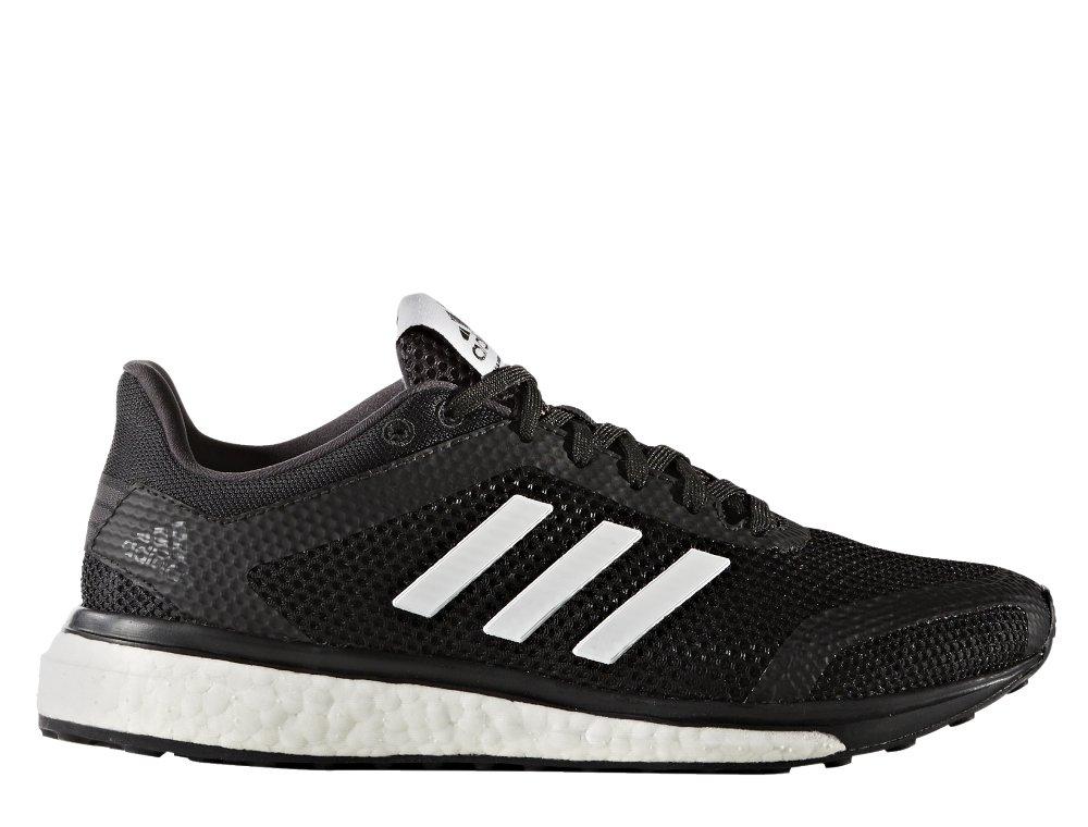 adidas Response+ Run W Biało Czarne