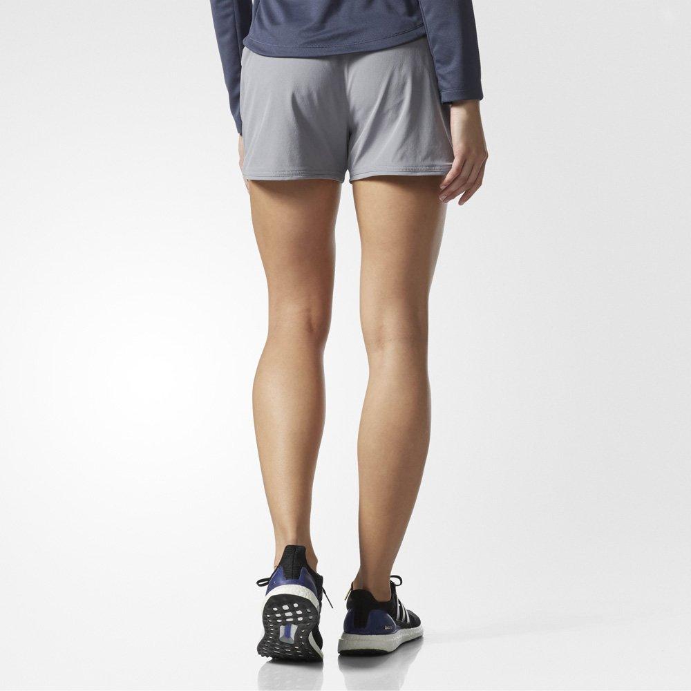 adidas grete shorts w szare