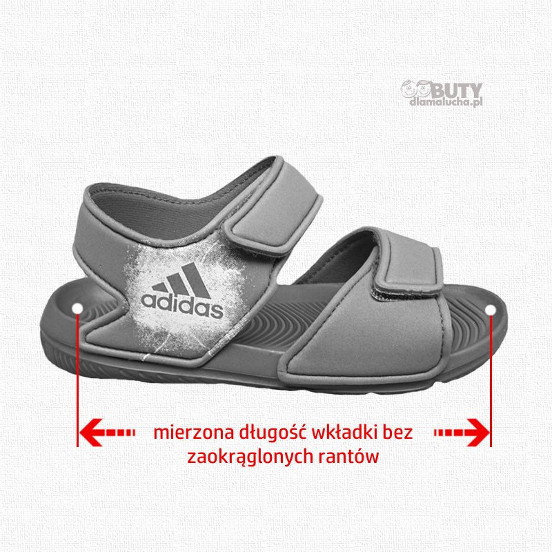 sandały adidas altaswim c (ba7849)