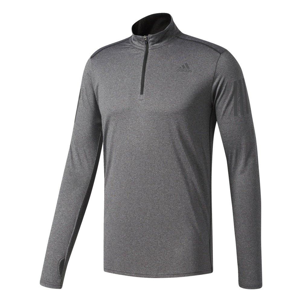 adidas response sweatshirt m szara