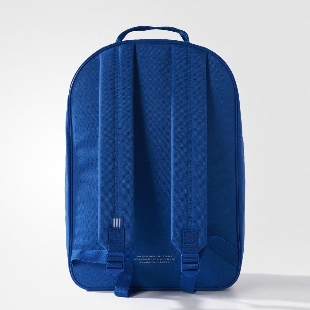 adidas originals classic trefoil blue