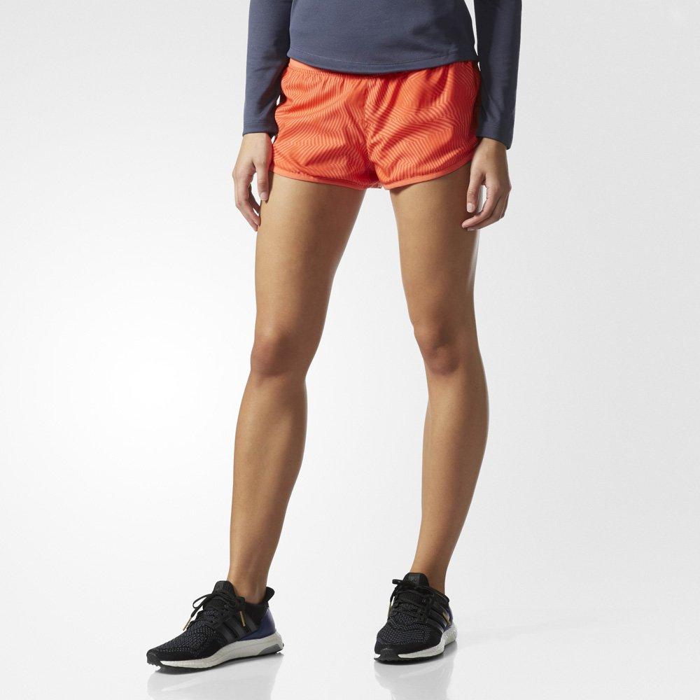 adidas supernova tko reversible short w  pomarańczowe