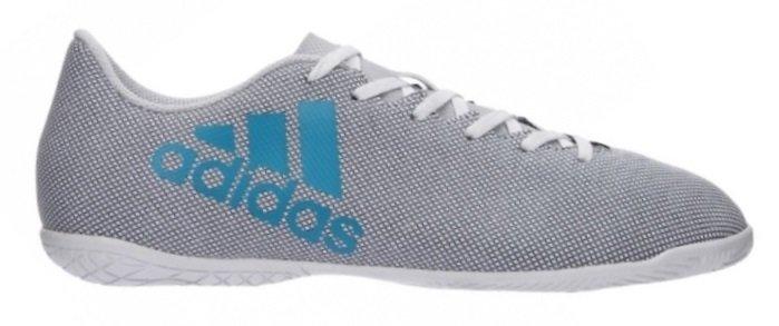 adidas x 17.4 in młodzieżowe szare