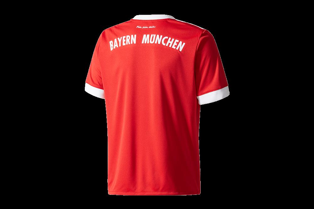 Koszulka adidas FC Bayern Monachium H 1718 Replica Junior (AZ7954)