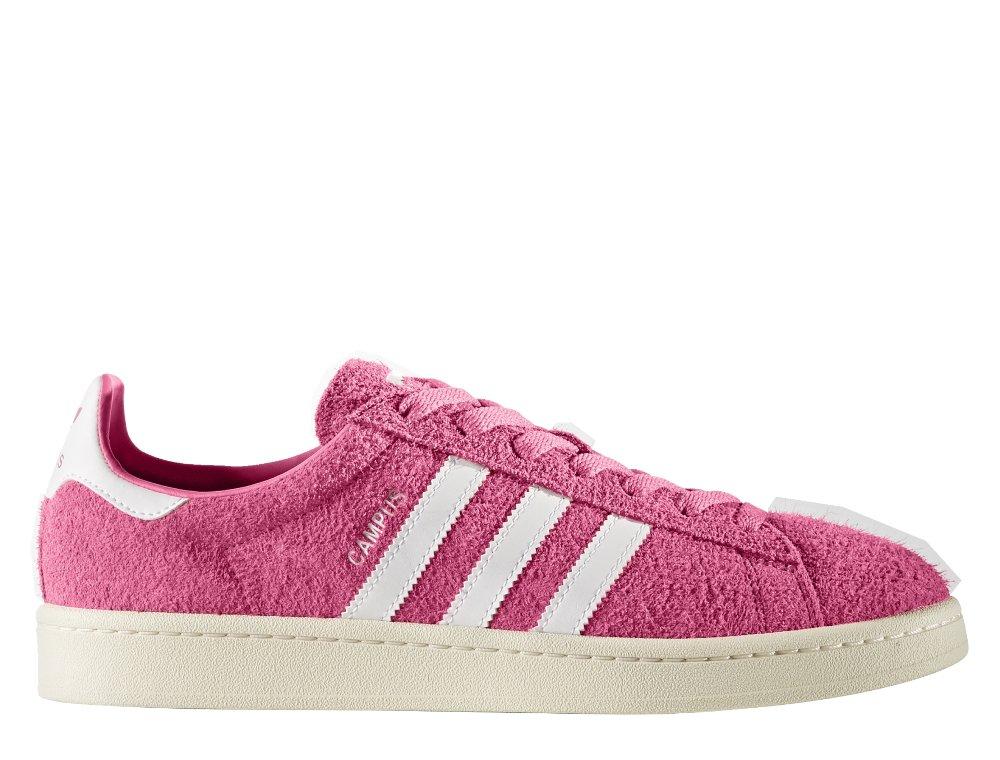 """buty adidas campus women """"semi solar pink"""" (bz0069)"""