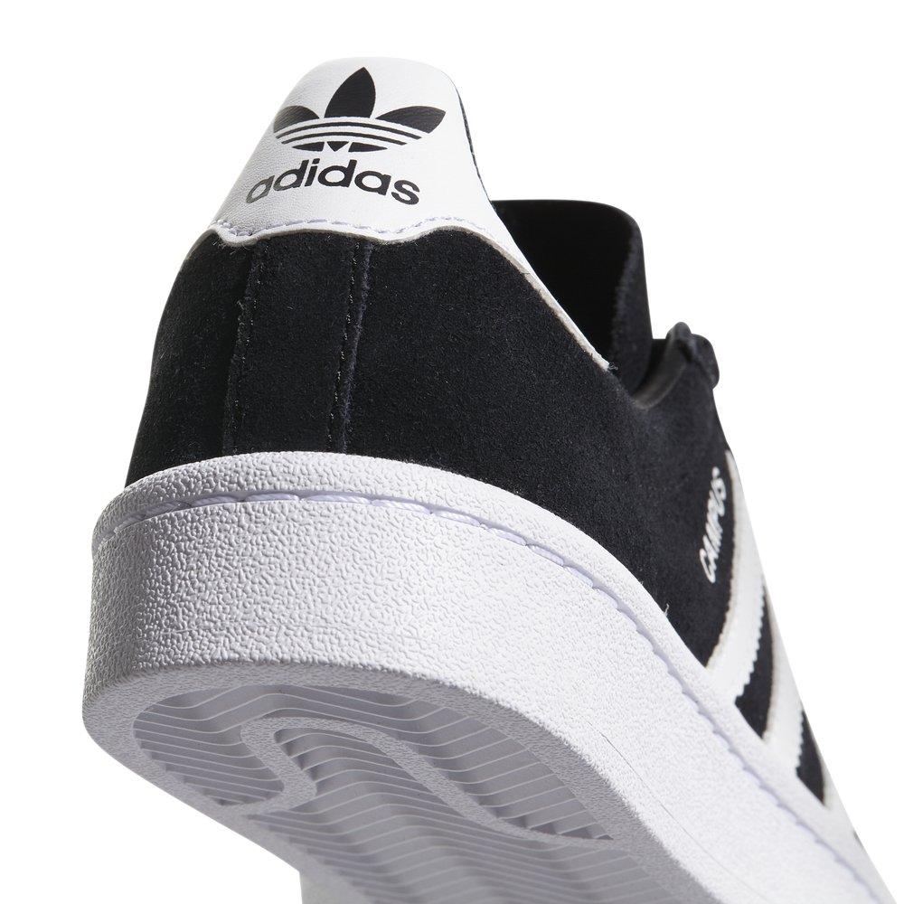 """buty adidas campus junior """"core black"""" (by9580)"""