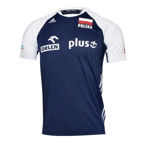 koszulka adidas reprezentacji polski (dodaj własny nadruk)