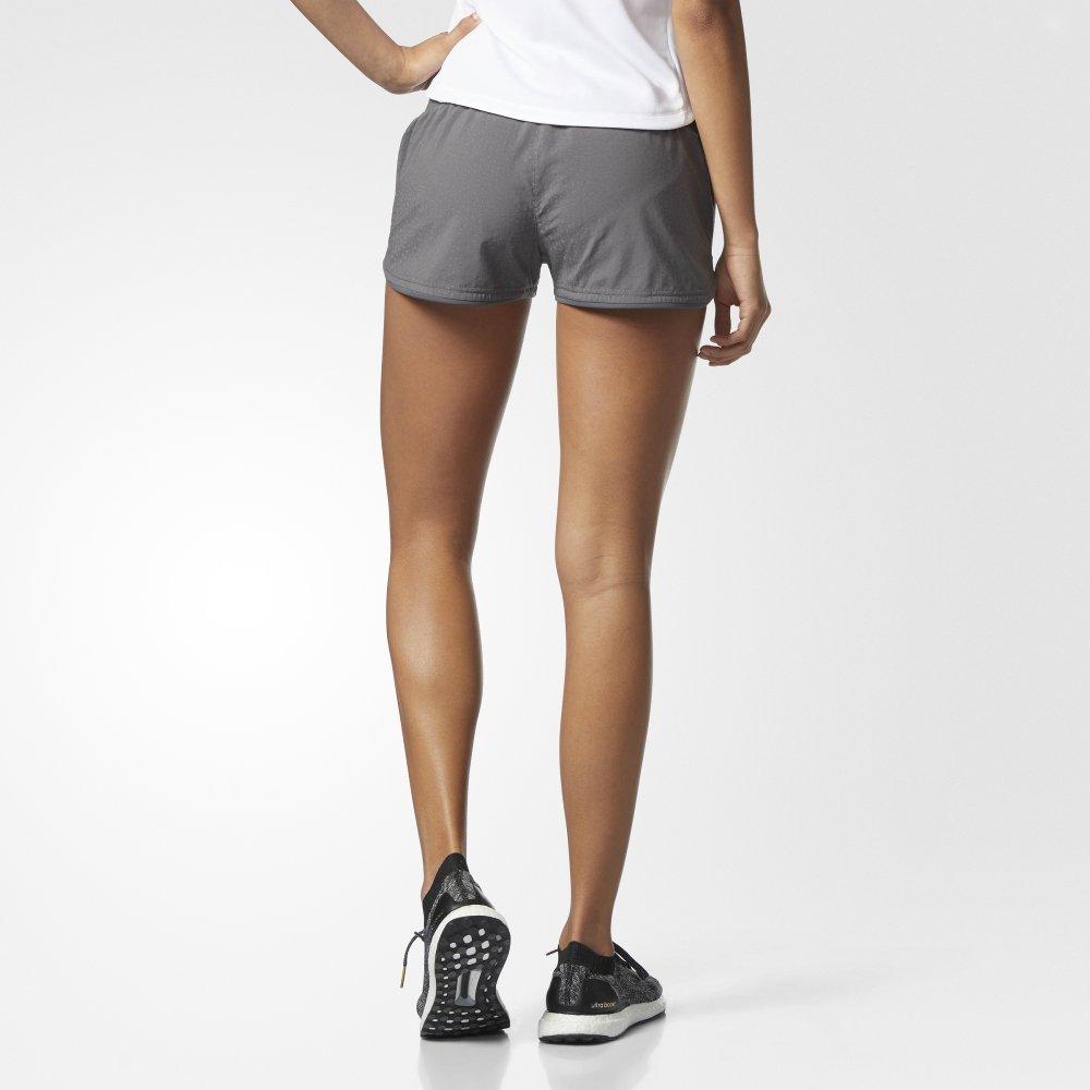 adidas supernova glide shorts w szare