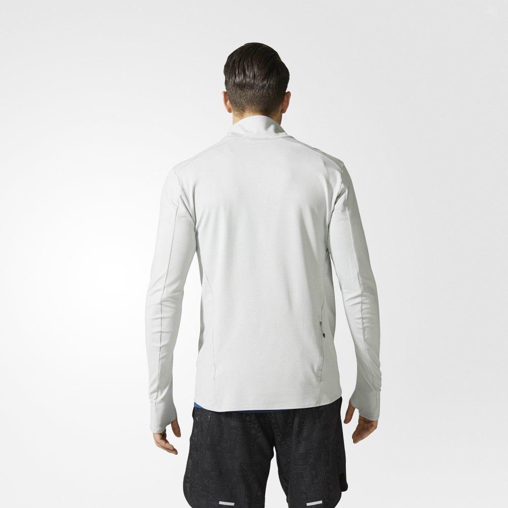 adidas supernova sweatshirt m szara