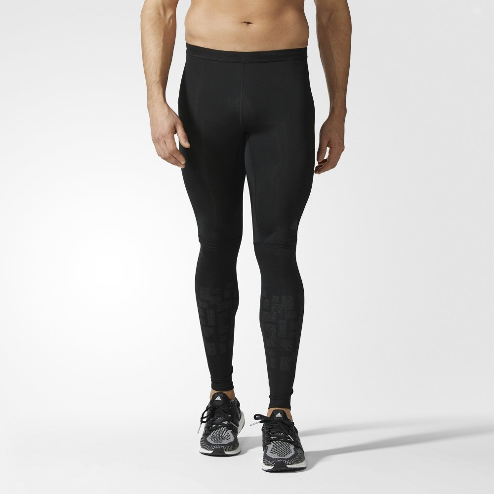 adidas supernova long tights m czarne
