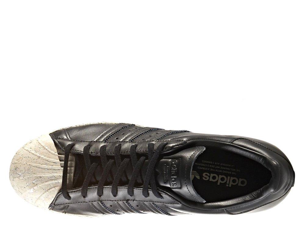 adidas superstar 80s cork damskie czarne (by8707)